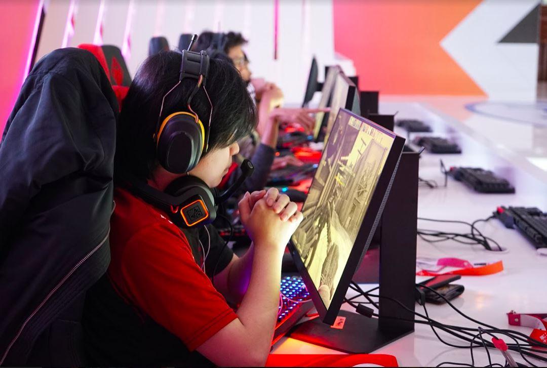 indocomtech 2019 turnamen game 3
