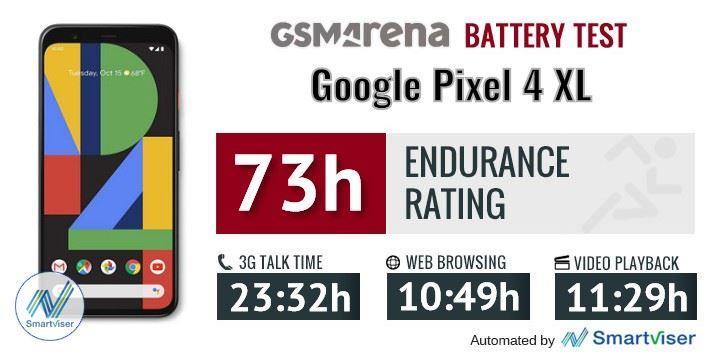 benchmark google pixel 4 xl