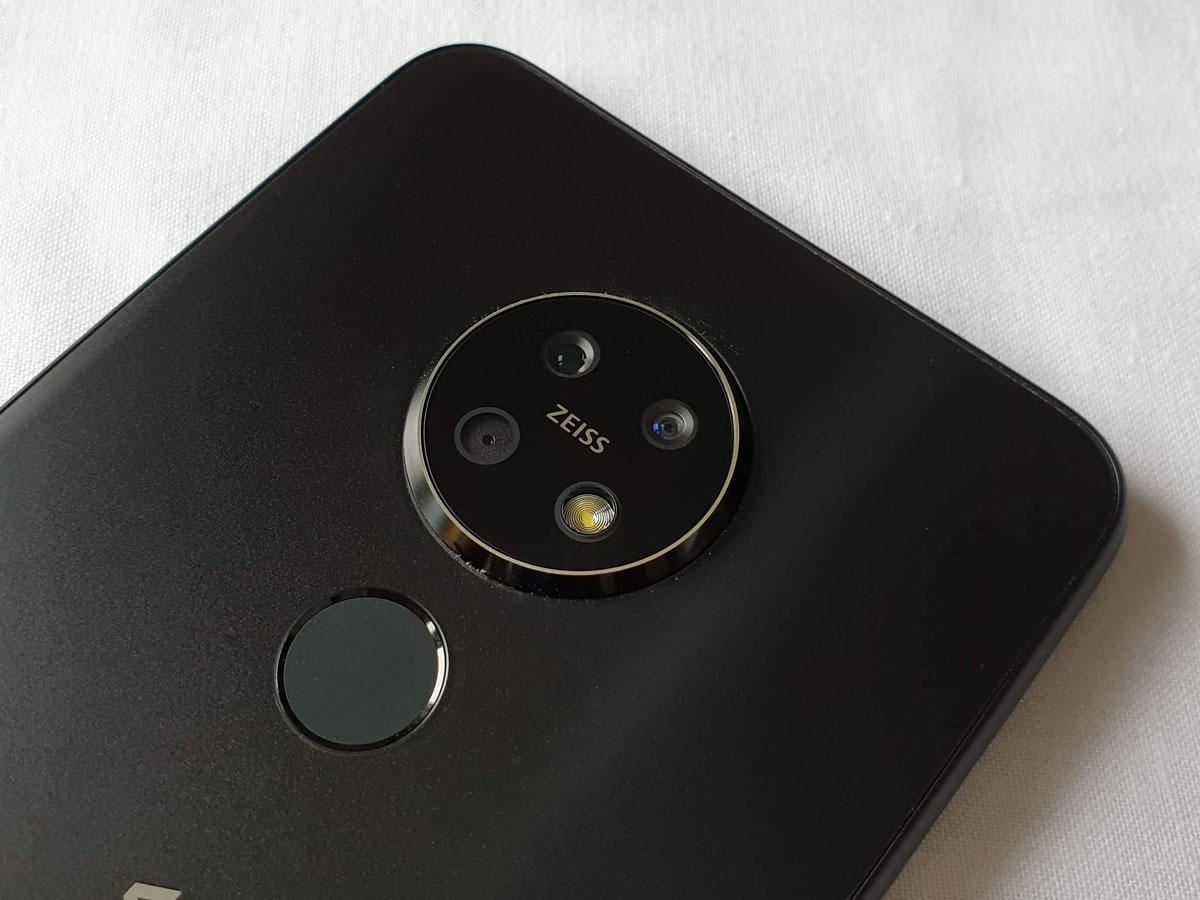 kamera Nokia 7.2