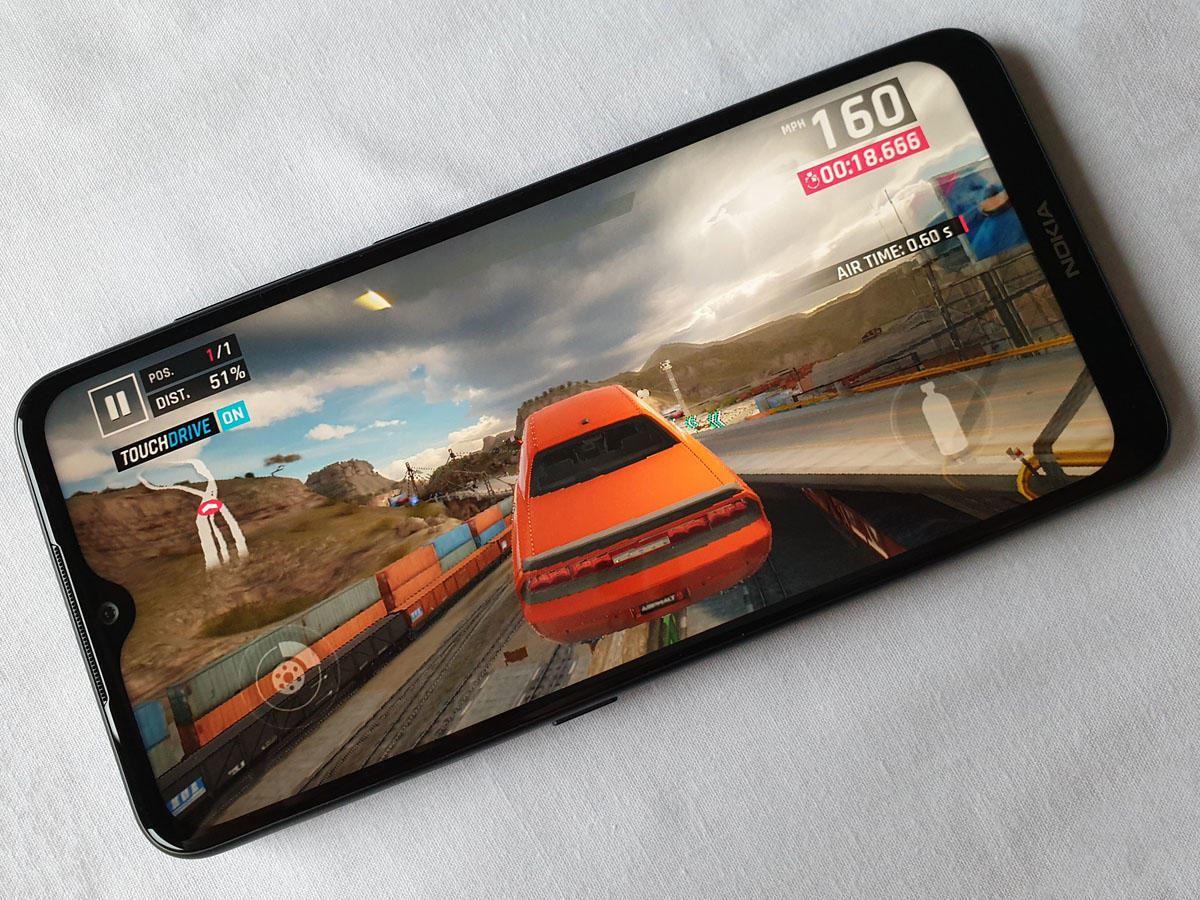 Performa Nokia 7.2