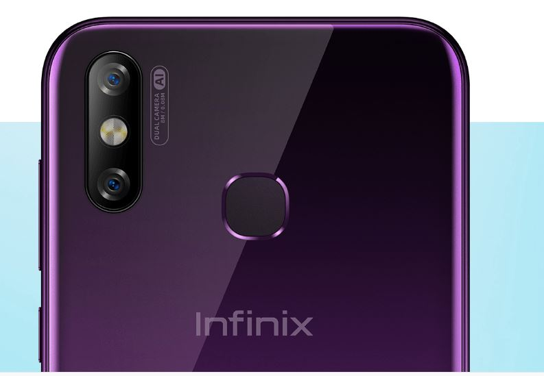 kamera infinix smart 4