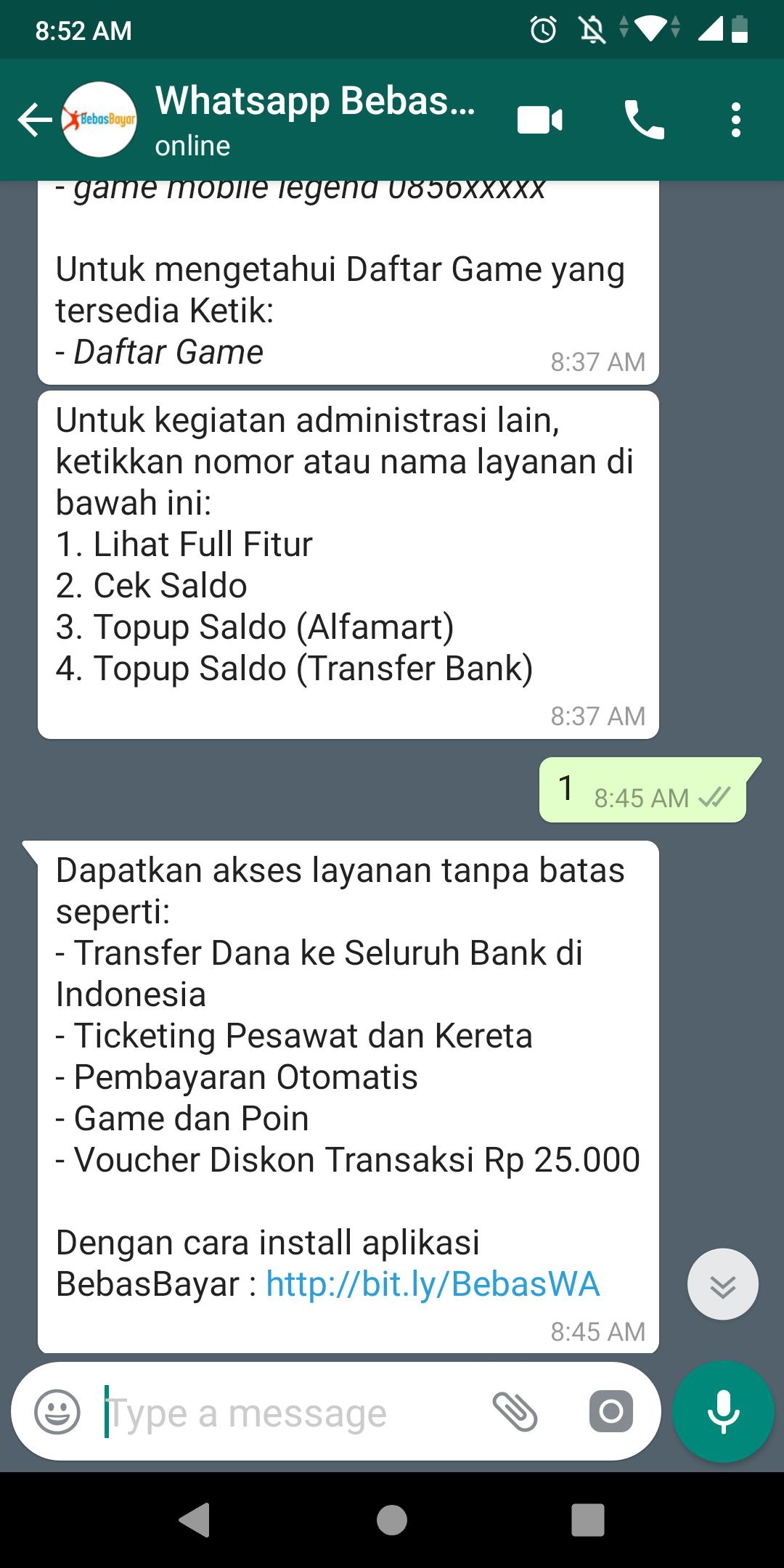 Fitur-Fitur Whatsapp Center 1