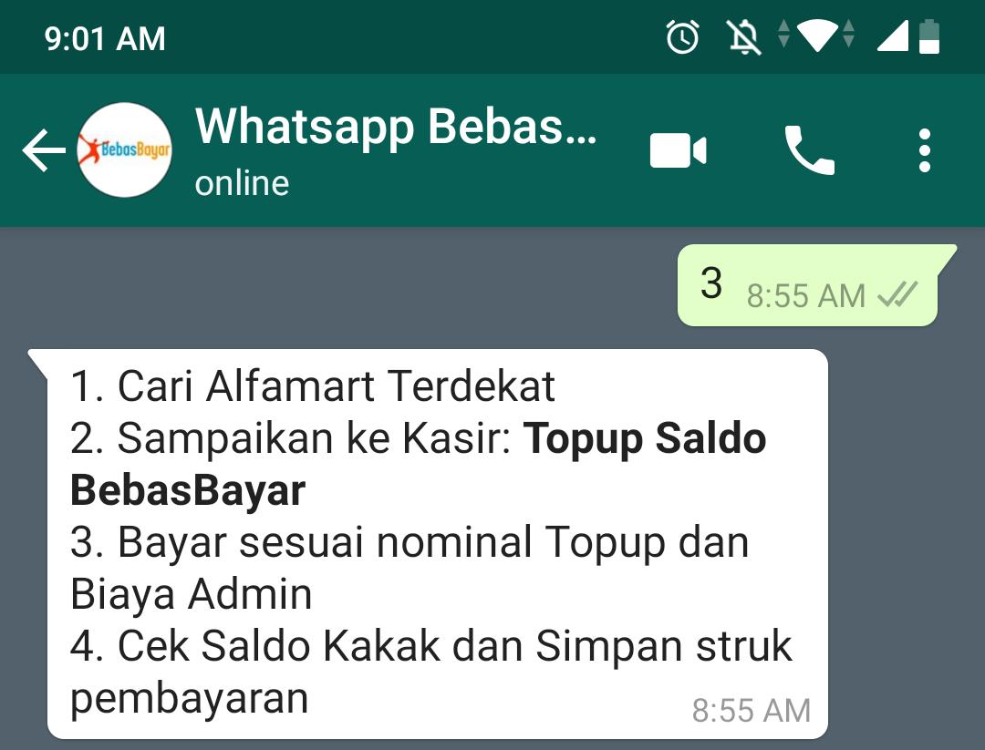 Fitur-Fitur Whatsapp Center 2
