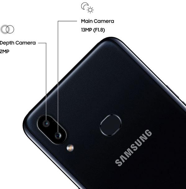 kamera samsung galaxy a10s