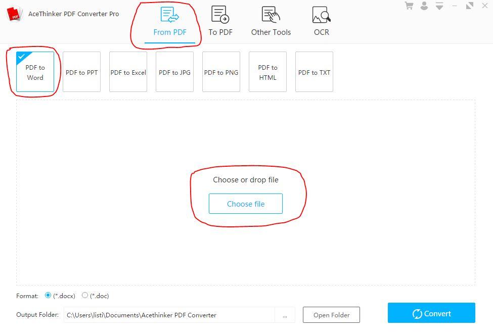 1 Cara Convert PDF ke Format Lain