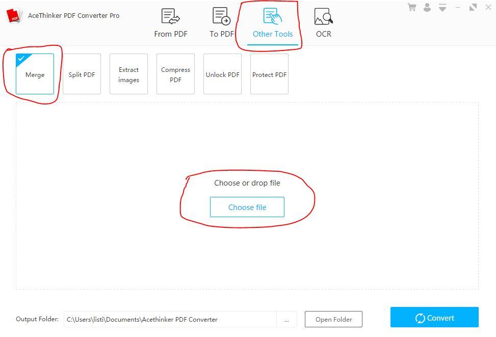 1 cara menggabungkan beberapa PDF