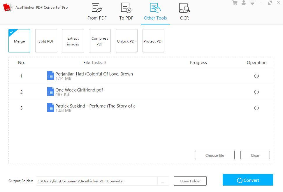 3 cara menggabungkan beberapa PDF