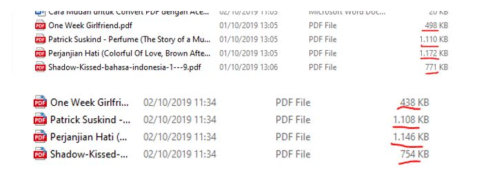 4 cara compress pdf
