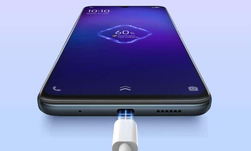 USB vivo S1 Pro