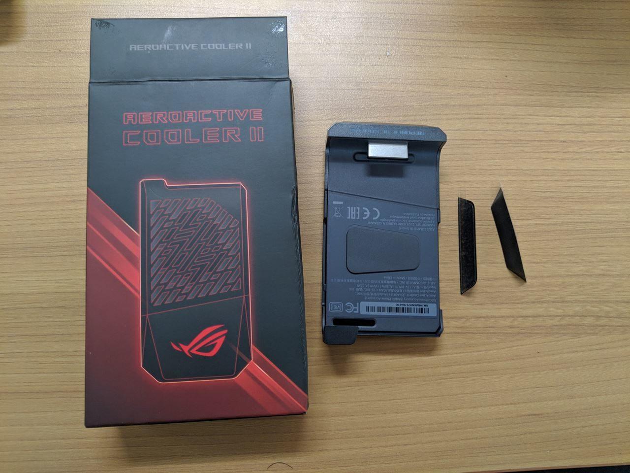 ROG AeroActive Cooler II