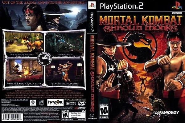 Mortal Kombat Shaolin Monk