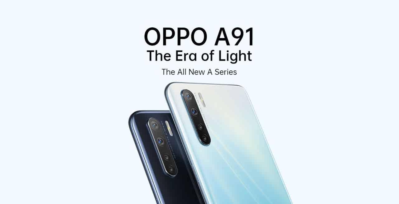 oppo-a91-desain-stylish