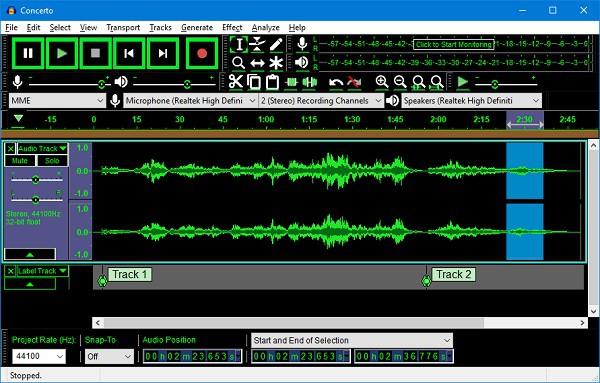 Audacity   Aplikasi Edit Suara