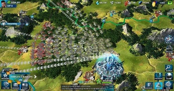 War Planet Online Global Conquest