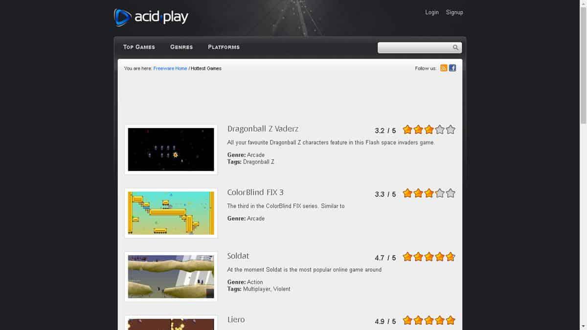 Acid Play