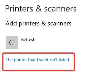 Cara Mengatasi Error 1797 Pada Printer