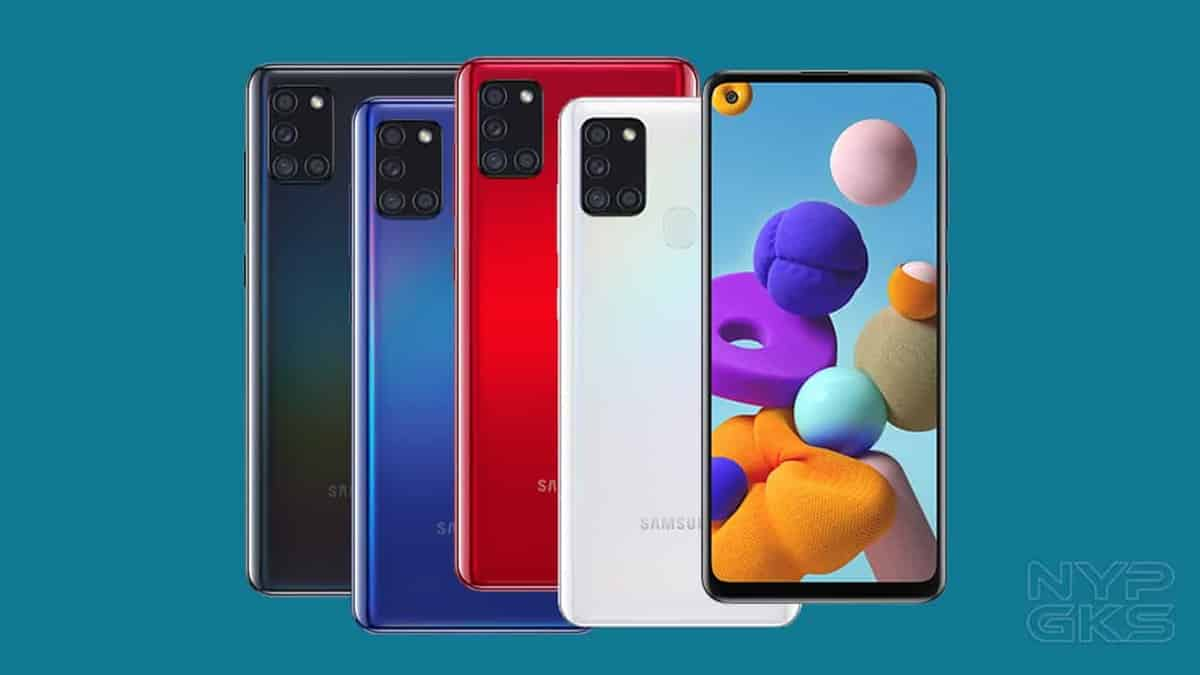 Samsung-Galaxy-A21s memori internal