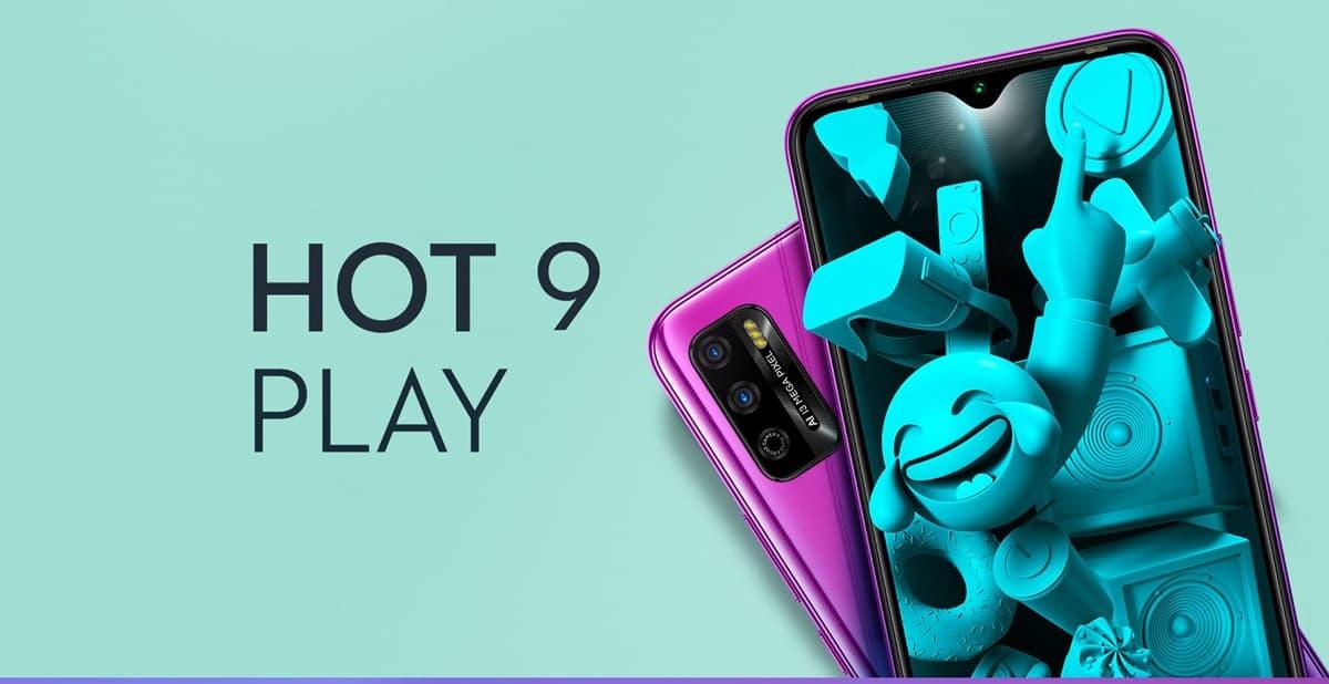 infiniix hot 9 play