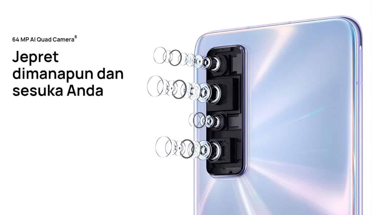 ai quad camera huawei nova 7