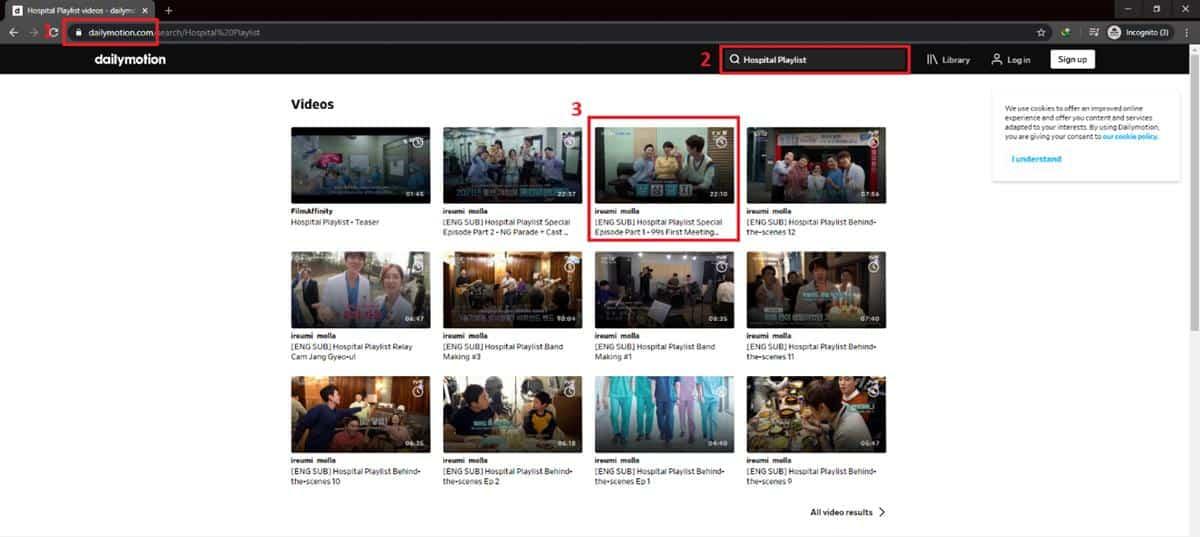 Cara Download Video di Dailymotion