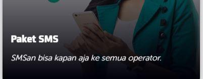 Paket SMS