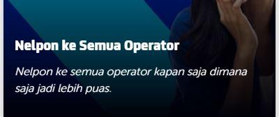 Nelpon ke Semua Operator