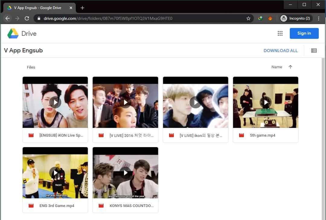 Cara Download File Google Drive Lewat Desktop PC