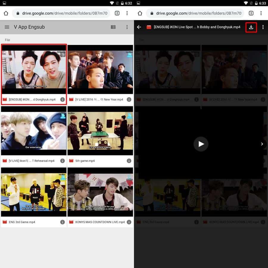 Download File Google Drive Lewat Smartphone Tanpa Aplikasi