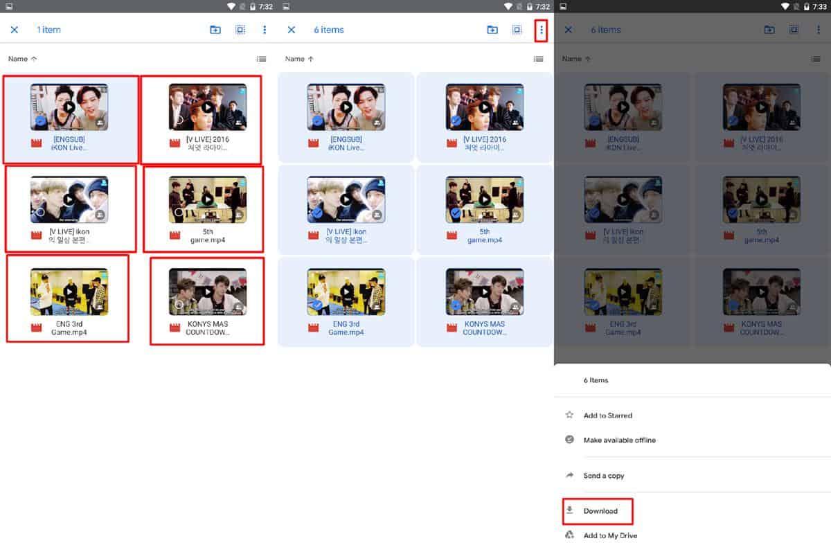 Download File Google Drive Lewat Aplikasi Smartphone