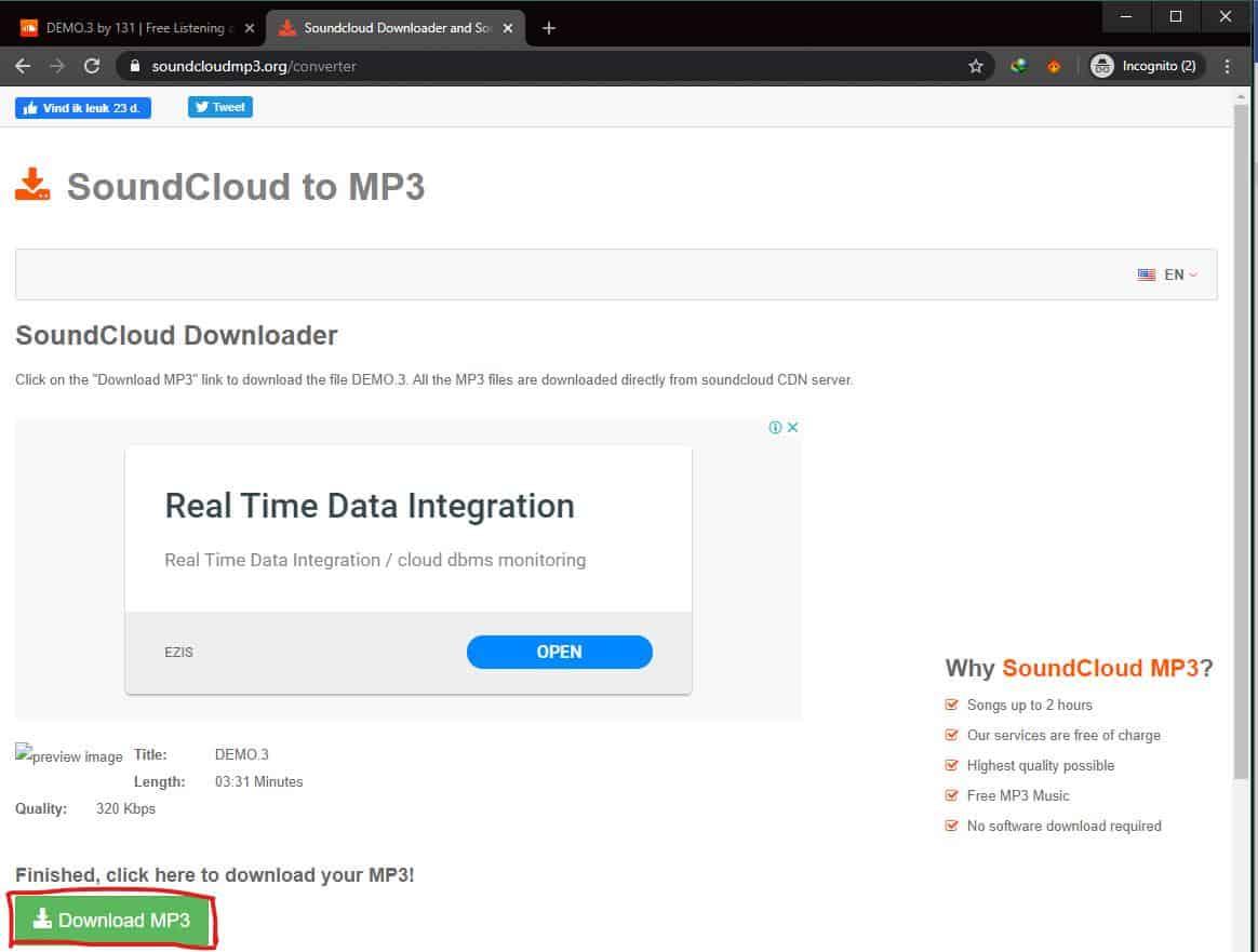 Download Lewat soundcloudmp3.org