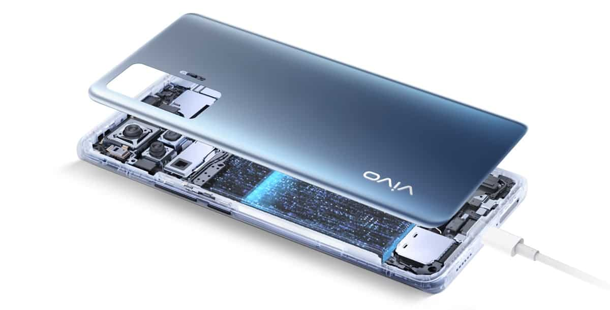 vivo x50 pro battery