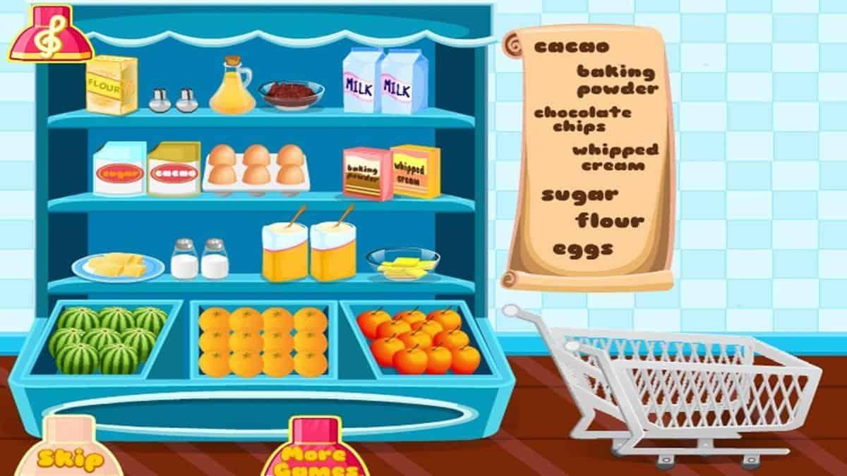 Cake Maker - Cooking game