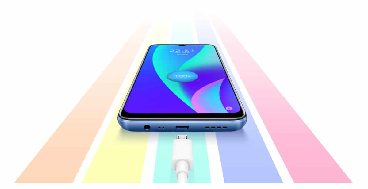 realme c15 fast charging