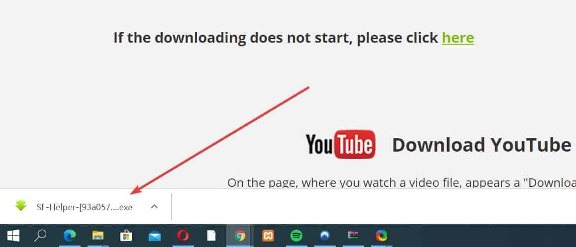 download youtube tanpa software 10