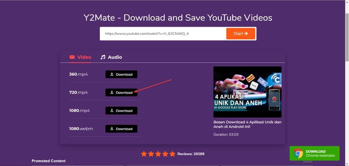 download youtube tanpa software 18