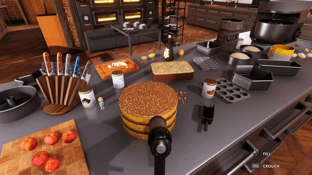 Cooking Simulator - Cakes and Cookies