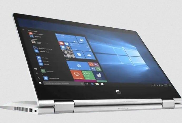 HP ProBook 445 x360 G7
