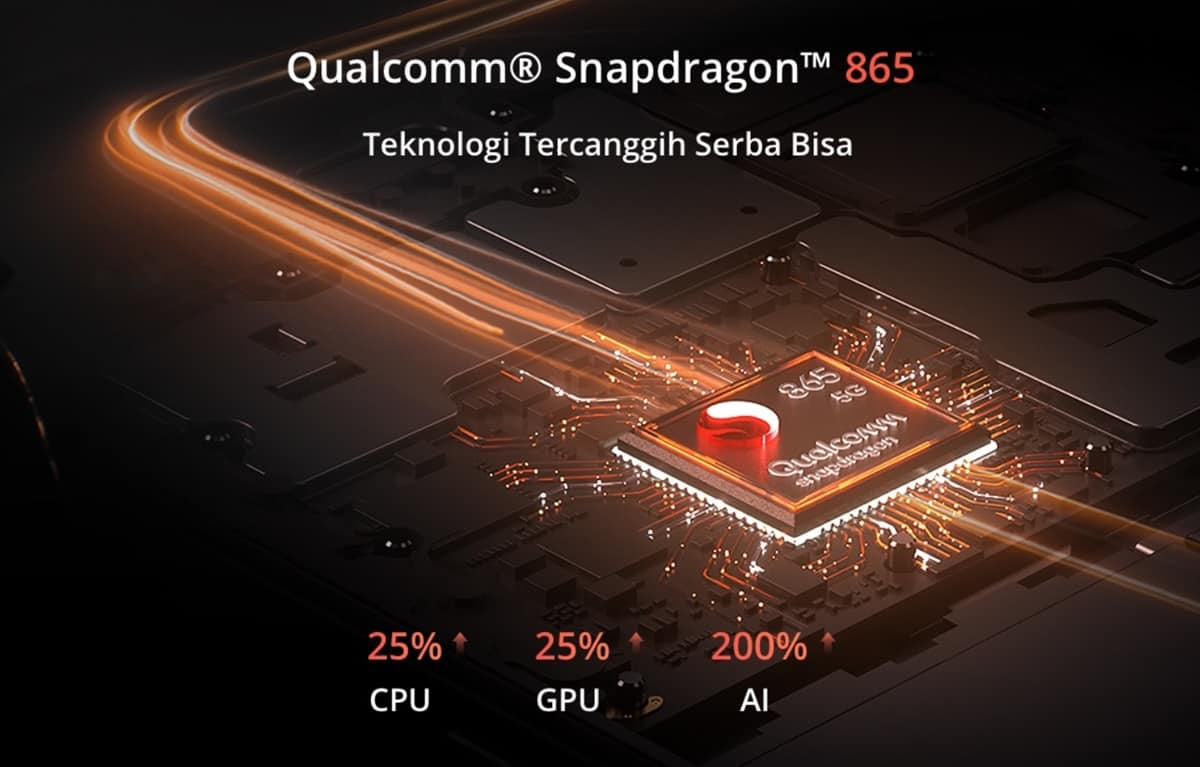 snapdragon 865 realme x50 pro