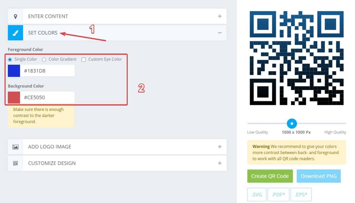 cara membuat qr code lokasi 5