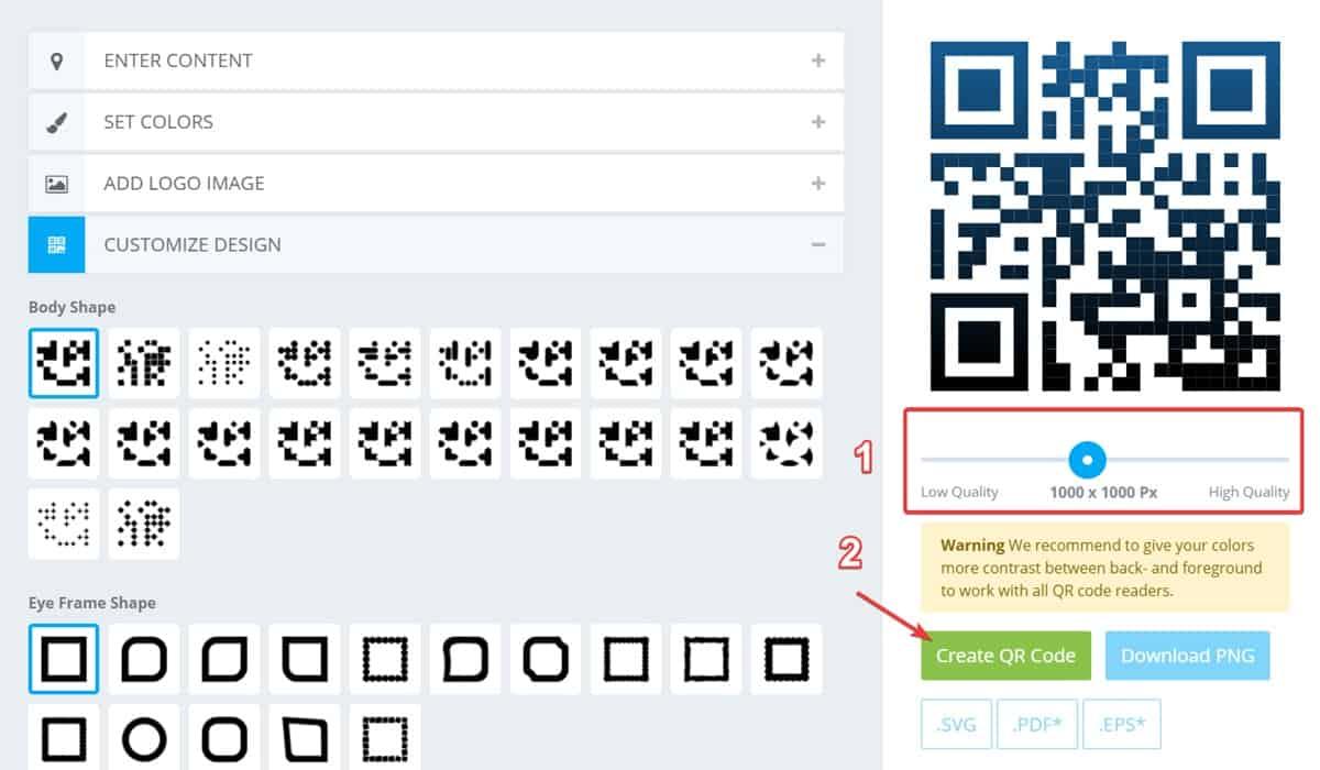 cara membuat qr code lokasi 7