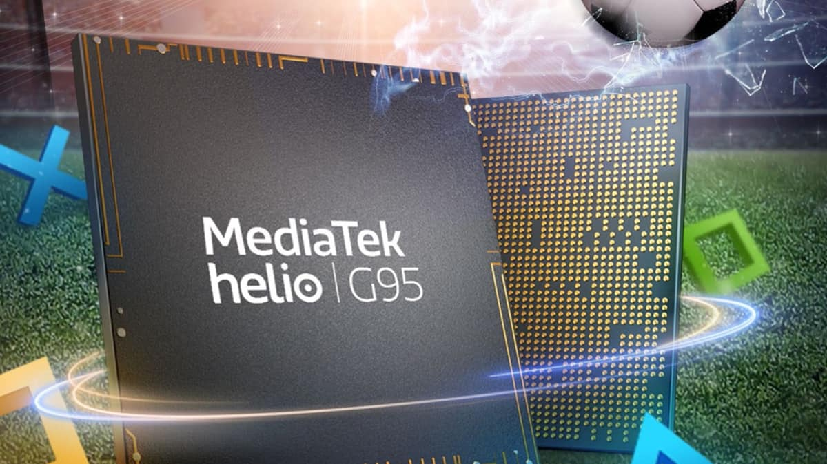 realme 7 helio g95