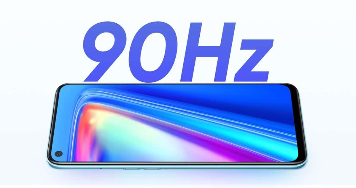 realme 7 90hz