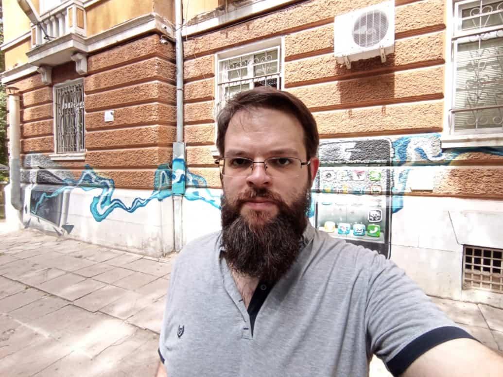 infinix zero 8 camera selfie ultra lebar hdr