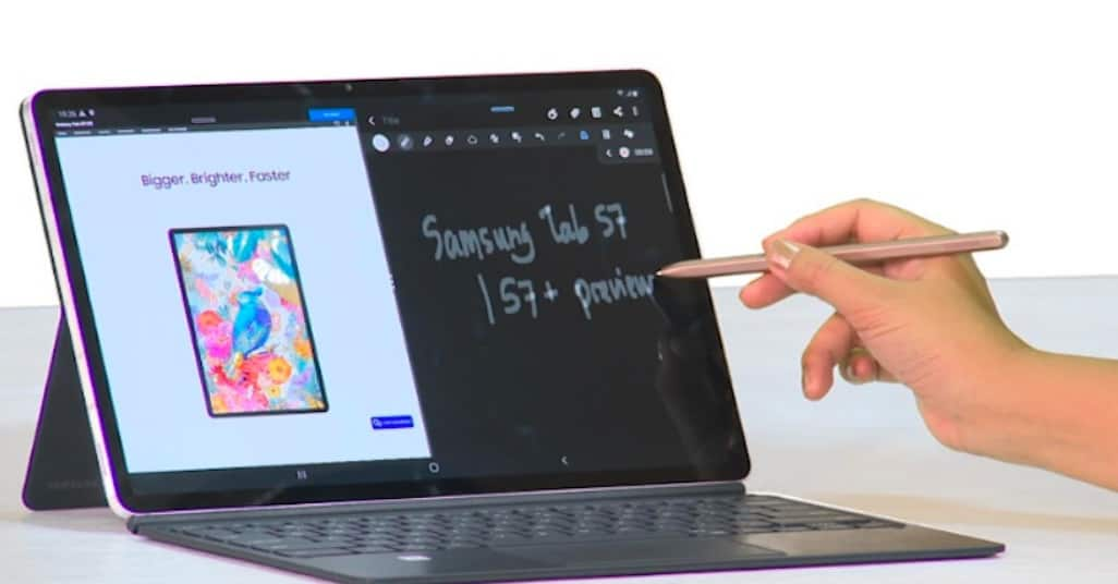 samsung galaxy tab s7 pengalaman desktop yang kurang optimal