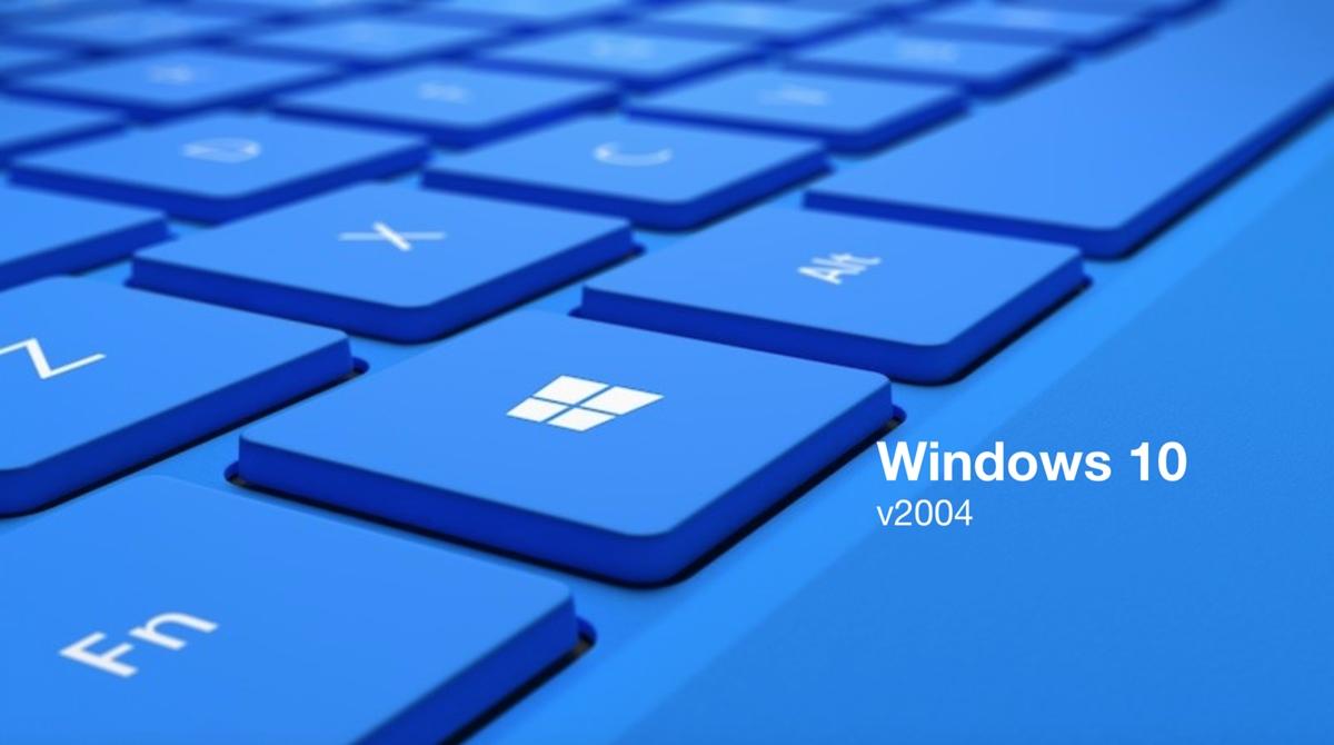 Windows 10 Versi 2004