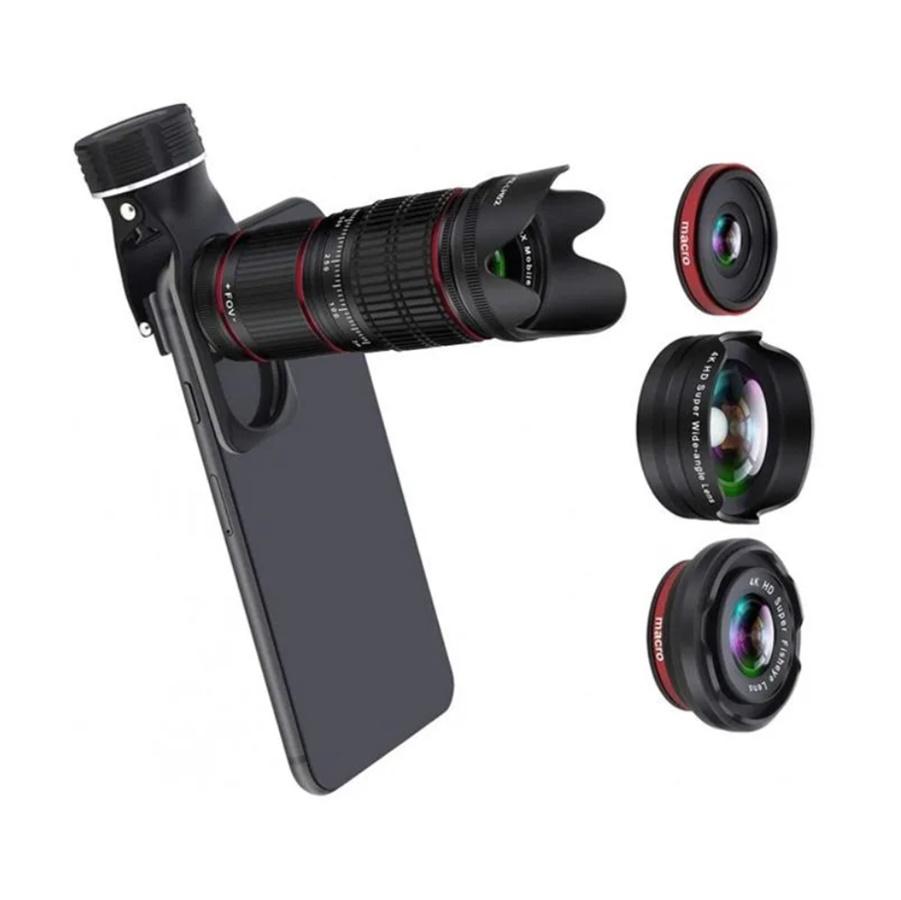 Akana's HX-1280 5in1 Telephoto Lens