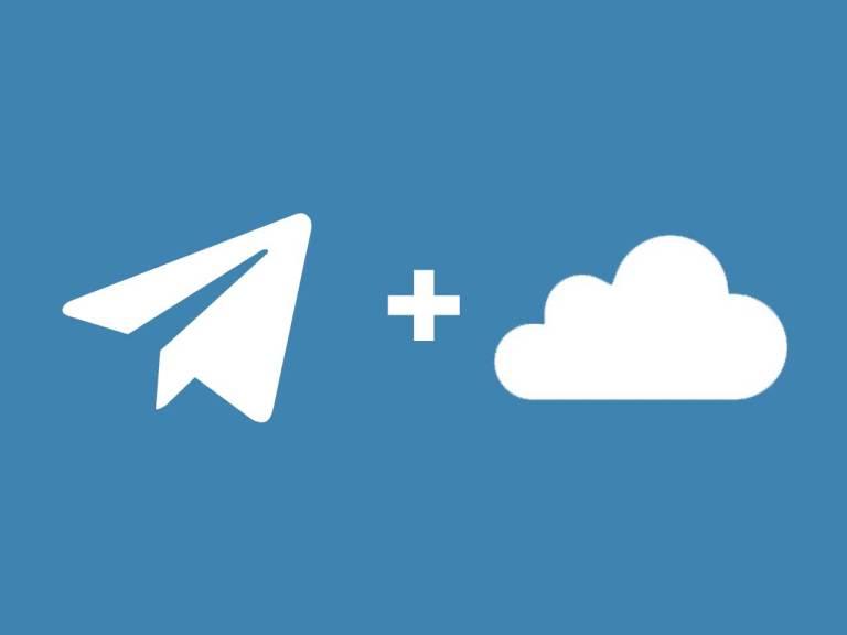 5. Telegram Cloud