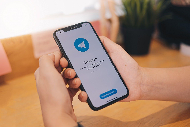 Using Telegram