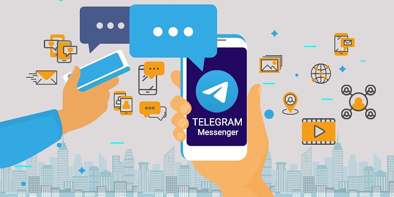 Telegram Desain