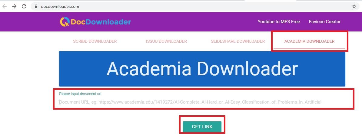 A. Unduh Academia 5